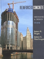 Reinforced Concrete : Mechanics and Design (5th Edition)1