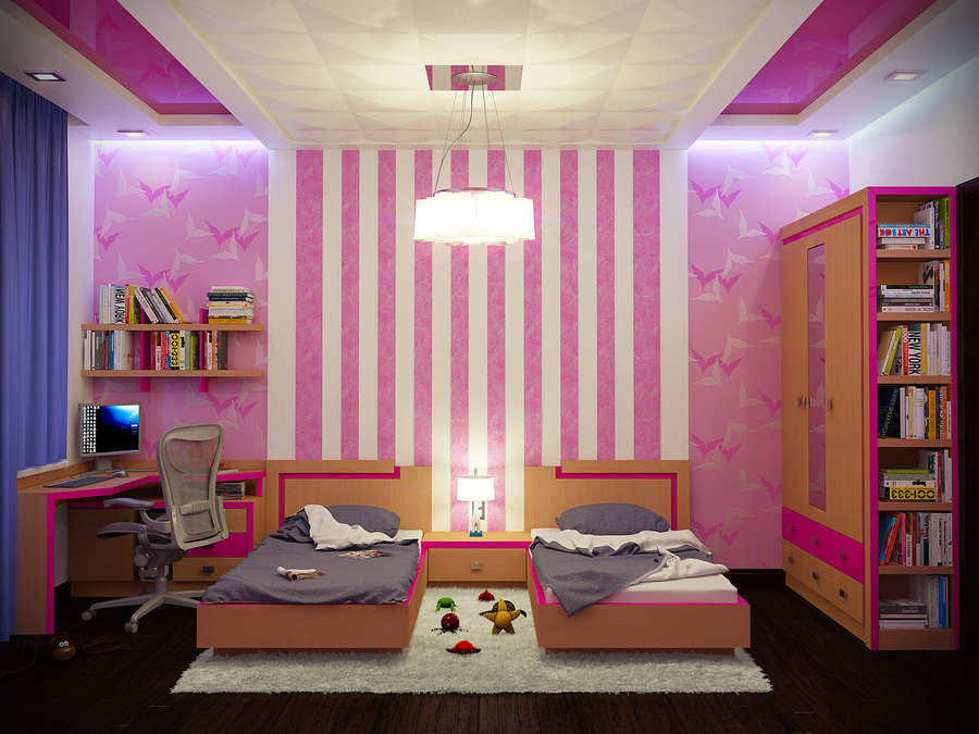 Aro baby's room in the night,(city ​​Yerevan). 32/g4132_1.jpg
