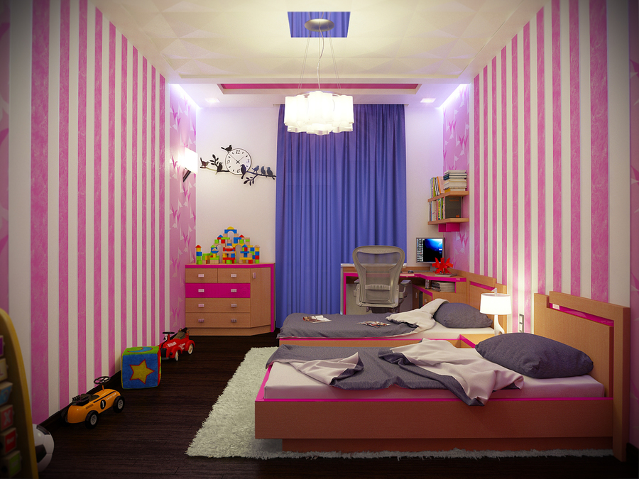 Aro baby's room in the night,(city ​​Yerevan). 32/g4132_3.jpg